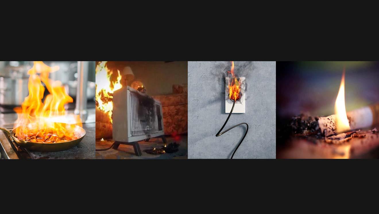 Primera Investigación de Incendios en  Hogares de Venezuela. AVEPAE AC ONG Por Kenett Agar. Publicada 2016