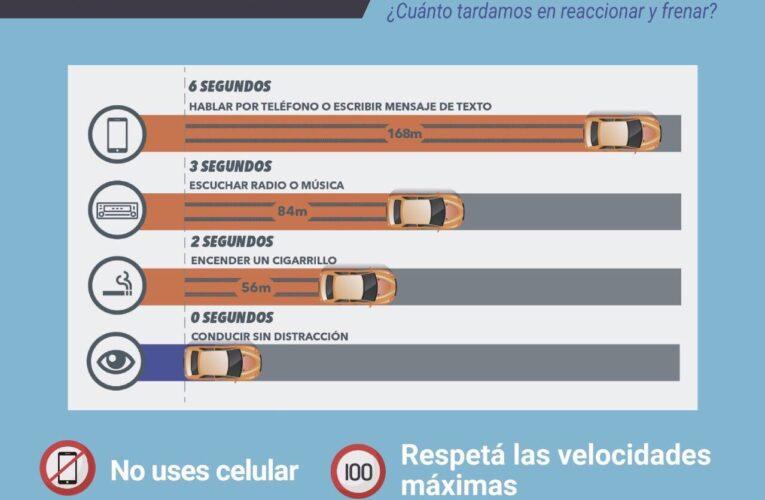 Investigación Celular y Peatones al Cruzar AVEPAE AC ONG / Por: Kenett Agar / Publicada Junio 2014