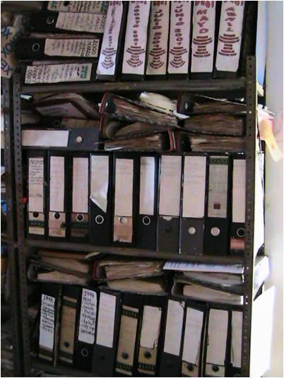 HEMEROTECA 1980 / 2020 – Cuarenta años, 30mil  accidentes archivados / 43.800 horas de trabajo.